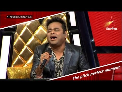 The Voice | Ishq Bina- A.R Rahman