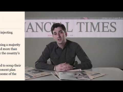 Ep. 1 Financial Times | Media Review