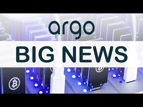 ARGO BLOCKCHAIN TRADING ON OTCQB MARKET! Best Penny Stock to Buy Now – Bitcoin and Zcash Miner ARBKF