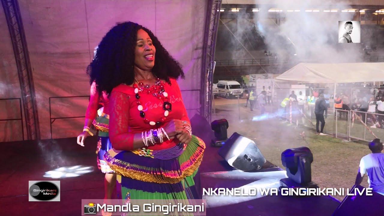 Mhan Flo Shinyori LIVE at Fill Up Giyani Stadium- Nkanelo Wa