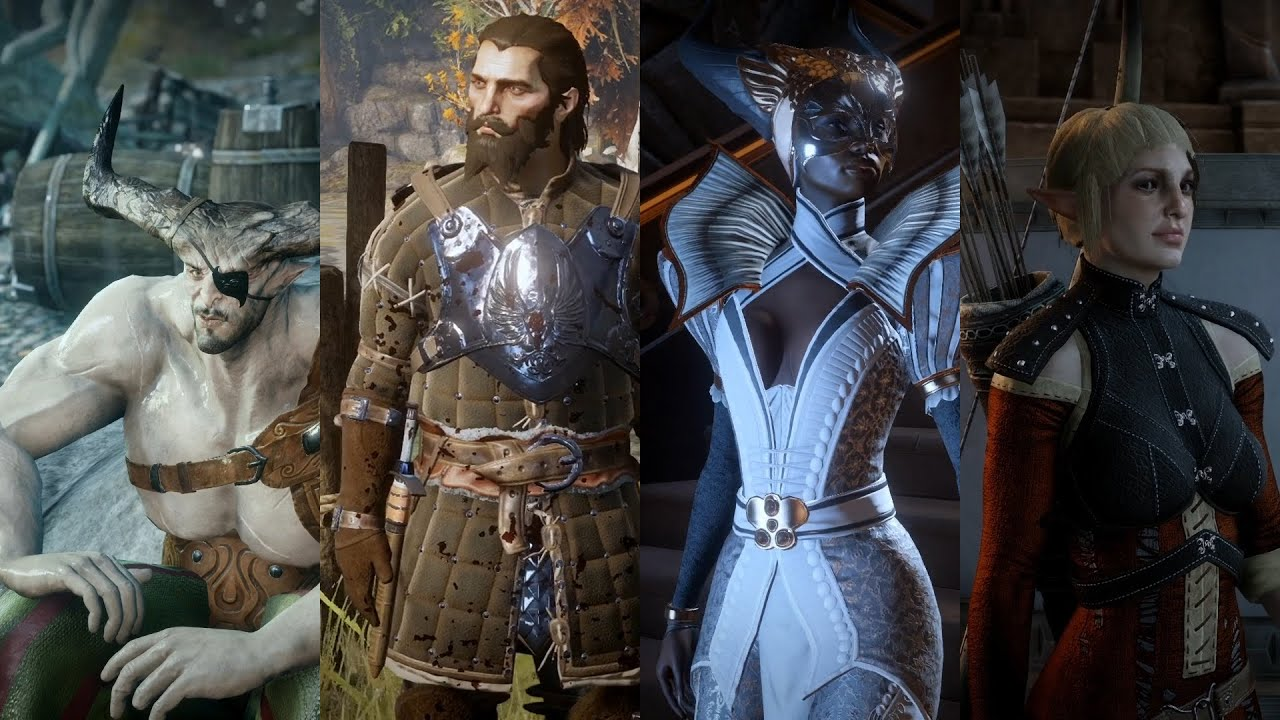 Dragon Age: Inquisition - Walkthrough Part 62: Blackwalls