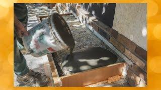 видео Наливной пол - бесшовное полимерное покрытие