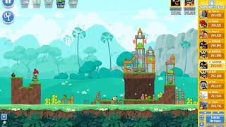 Angry Birds Friends tournament, week 288/2, level 1