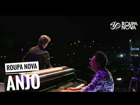 Download Roupa Nova - Anjo (AO VIVO)