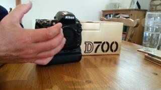 Nikon D700 review, legend of a camera.