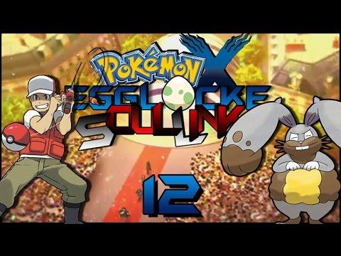 Pokémon X Egglocke Soullink w/ Lauris (#12) So true, so much love!