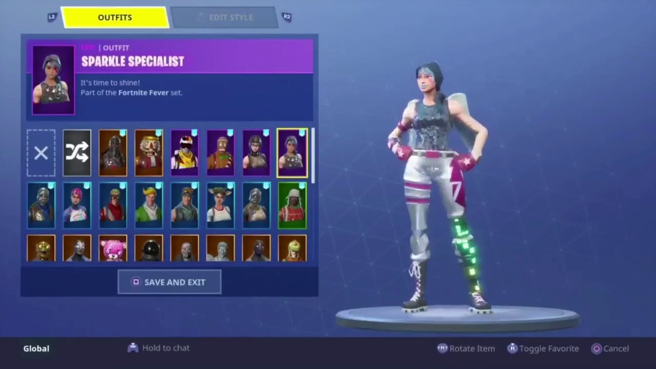 Christmas Account.Og Fortnite Account For Sale Has All Christmas Skins Look In Description