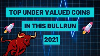 Top undervalued coins //Cryptocurrency tamil// price prediction tamil