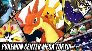 Pokemon Center MEGA TOKYO! - Subtokyo 220