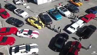 Mustang club of italy  in Roma