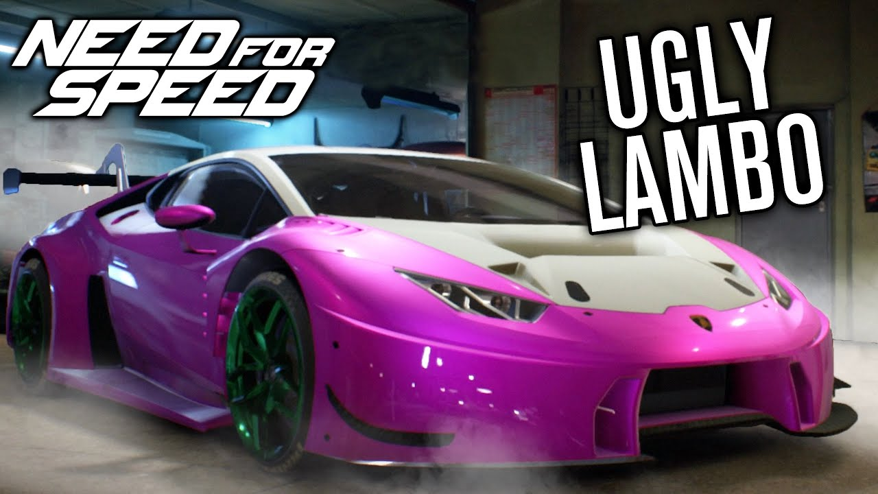 ugliest car in need for speed 2015 youtube. Black Bedroom Furniture Sets. Home Design Ideas
