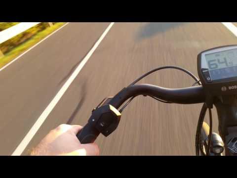 Bosch E-Bike 85 Kmh
