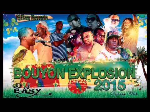Bouyon Explosion 2015(Benz Mrgwada,Asa Bantan,WCK,Triple Kay,Xs Groove,Fanatik,Signal Band, +++