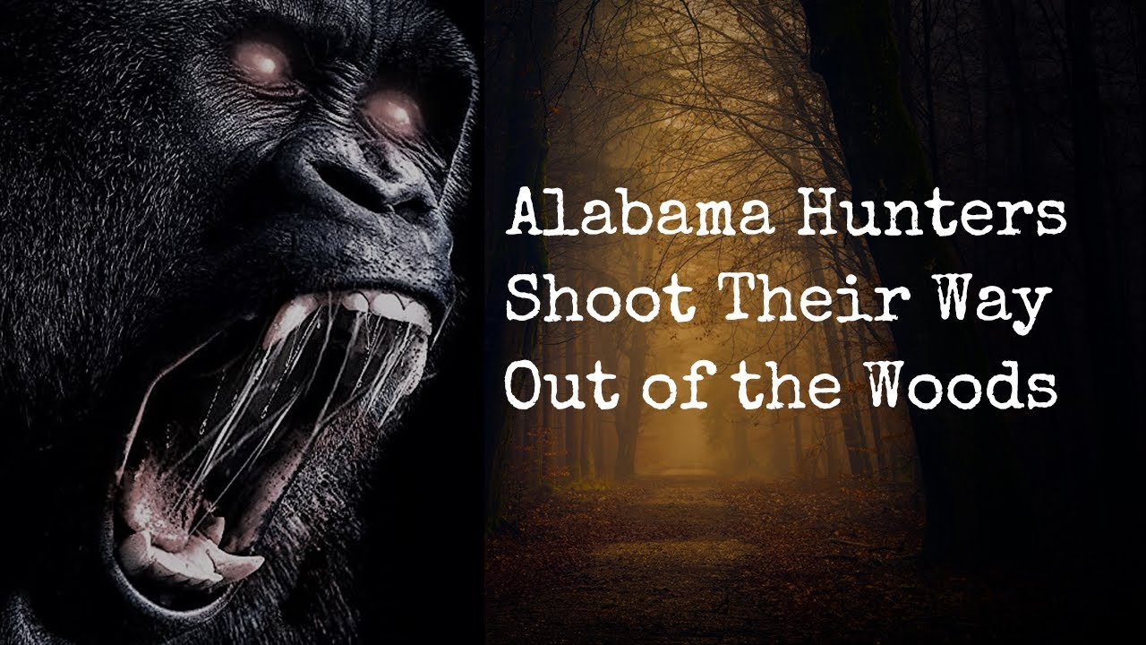 Hunters Shoot Their Way Out of a Bigfoot Attack