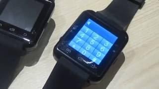 U8 Clone Smart Watch $8 Cheap Firmware Comparison