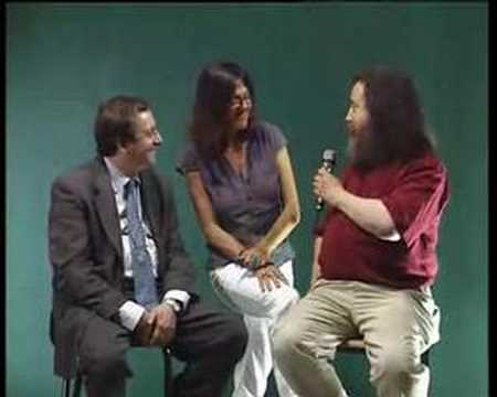 Stallmann, Profumo e Masera intervista breve