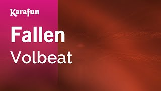 Karaoke Fallen - Volbeat *