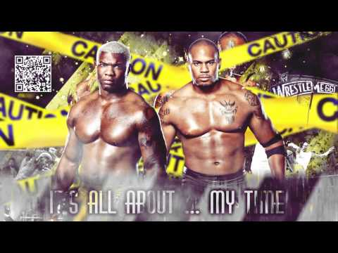 ★ Shelton Benjamin & Shad Gaspard▼ It's All About ... My time V2 ▼ November 2011 Mashup ★