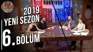 Survivor Panorama | 4.Sezon | 6. Bölüm