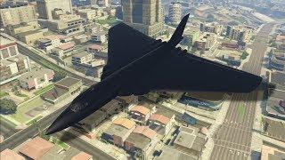 DEVASA 4.000.000$ BOMBARDIMAN UÇAĞI! (GTA 5 Online DLC)