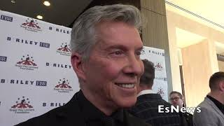 Michael Buffer On Canelo Vs Spence & Mikey Vs Loma EsNews Boxing