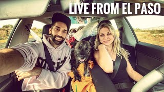 Live From Texas! w/ Olga and Calvin