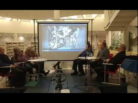 Museifartyget S/V Pommern - Stormöte i Mariehamns stadsbibliotek 09.01.2017 (Livestream)