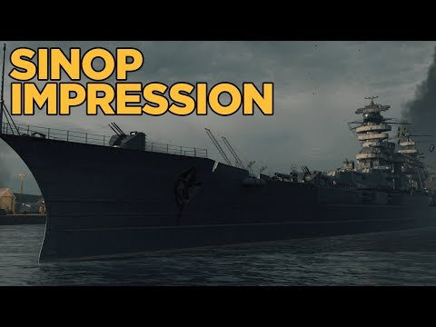 Sinop Impression - World of Warships