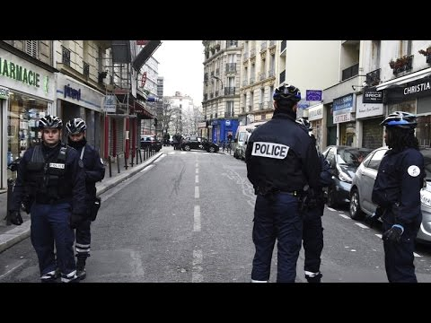 Flash Points: Who's behind deadly attack on French newspaper?