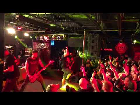 """Hatebreed - """"In Ashes They Shall Reap"""" - FLINT MI - 3/17/2018"""