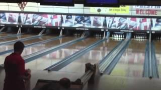 2015 Turner's Duckpin Classic, Dunnack vs. Mulvihill