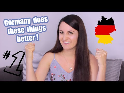 5 THINGS GERMANY DOES BETTER THAN ANYWHERE ELSE 🇩🇪