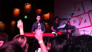Andy Grammer Keep Your Head Up 02/17/12