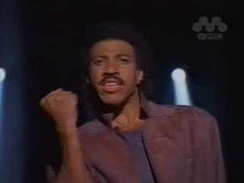 "lionel richie ""say you say me"""