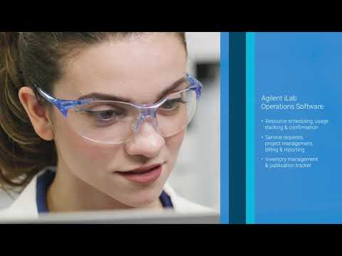 Manage Your Lab All In One Place: Agilent ILab Core Facilities Management Software