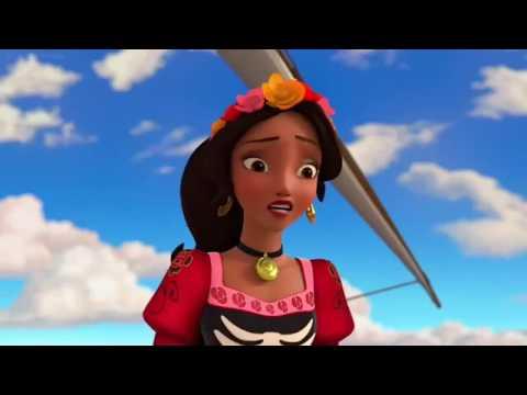 Elena of avalor The Return of El Capitan - part 1