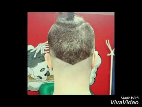 Top dise os lineas en el pelo corte de cabello para for Disenos de pelo