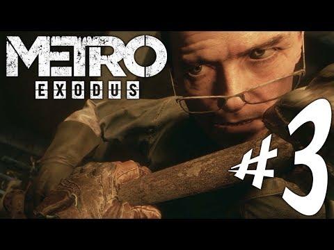 Metro Exodus - Parte 3: O Bunker Infernal!!! [ PC - Playthrough ]