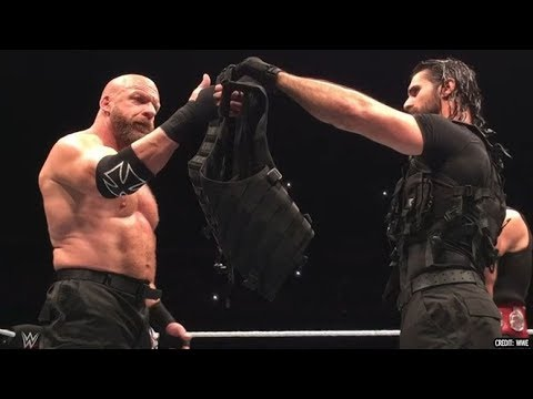Download Triple H Joins The Shield   WWE Live Event Glasgow 1st November 2017