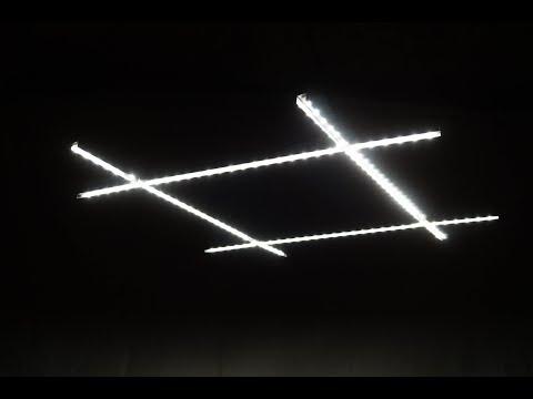 DIY LED Ceiling Lamp