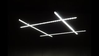 DIY LED Ceiling Lamp