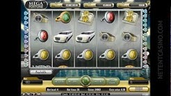Mega Fortune™ Video Slot by Netent Casino (Net Entertainment Software)