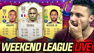 TERMINAM CIRCUL DE LA WEEKEND LEAGUE - 20-2 RECORD | ETO'O PRIME LA WL