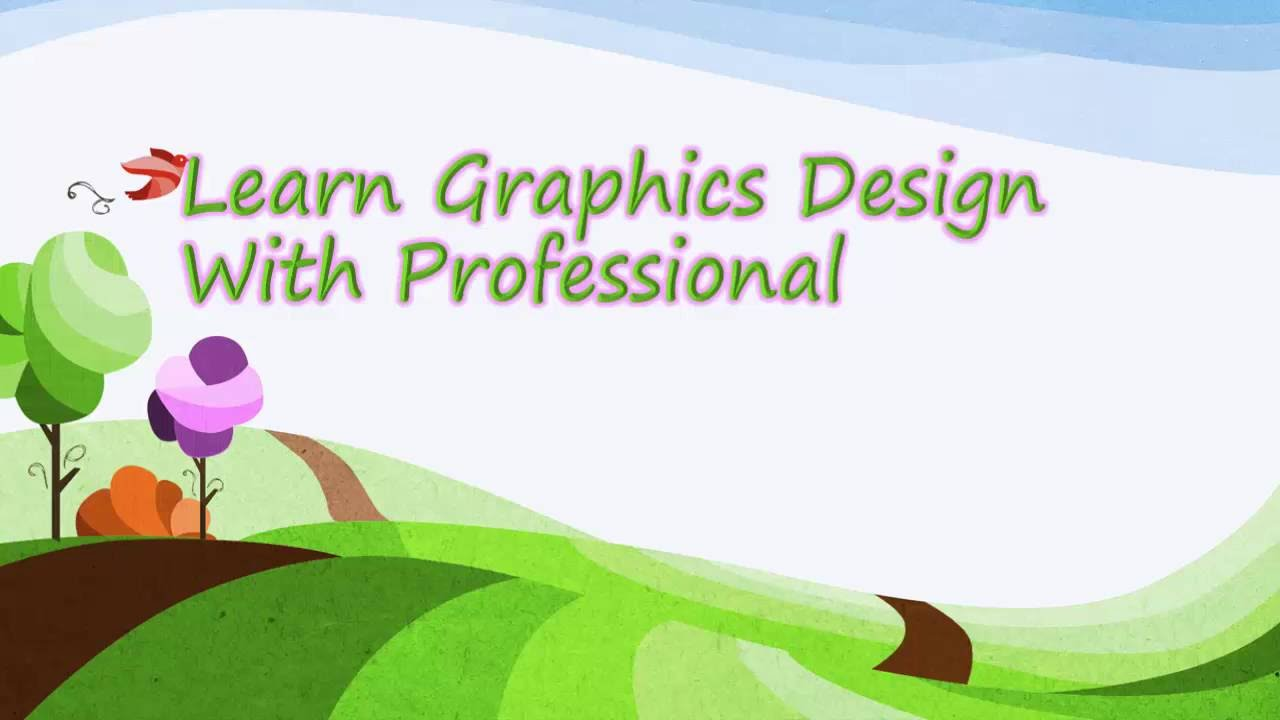 learn graphics design from home ( bangla) - YouTube
