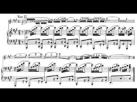 Beethoven: Violin Sonata no. 1 in D major, op. 12 no. 1