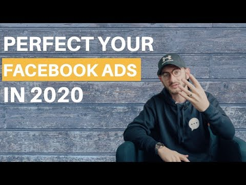 🔹The 4 Things You Need To Know About Facebook Ads For 2020 🔹