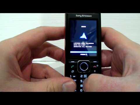 Sony Ericsson Cedar running Assassin's Creed
