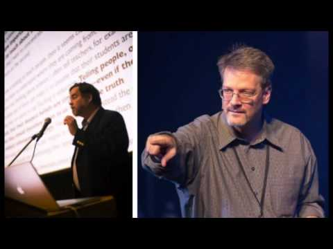 Christian Debates Atheist on Evolution: PZ Myers Vs. Perry Marshall debate