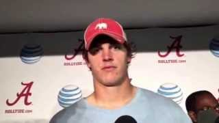 Jake Coker Postgame Interview Tennessee (10/24/15)
