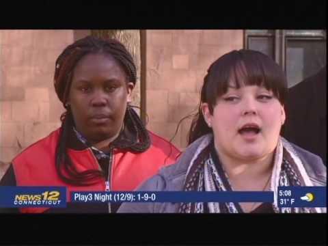 "News 12: ""Hold DCF Accountable!"" Rallies in Bridgeport"